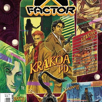 A Familiar Face Has Taken up Livestreaming in X-Factor #3 [XH]
