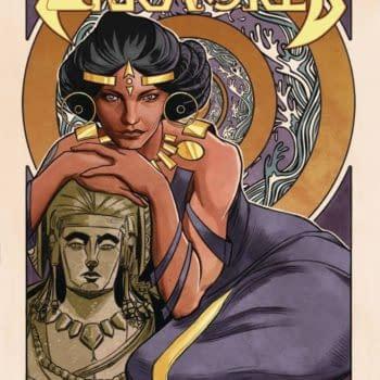 ArkWorld #1 Sells Out As Devil's Due Comics Preps ArkWorld #2
