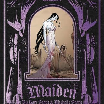 Maiden, Taarna, Black Beacon, Rise, Heavy Metal December 2020 Solicits