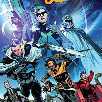 Al Ewing and Valerio Schitis New X-Men Comic S.W.X.R.D.
