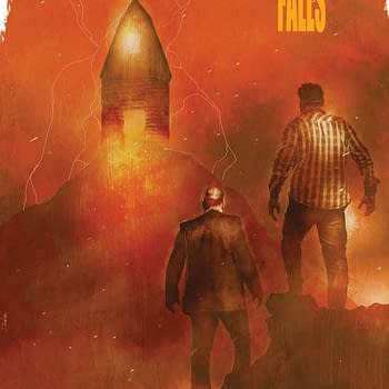 Gideon Falls Gets a Quadruple-Sized Finale In December With #27