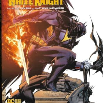 Batman Curse Of The White Knight HC Barnes & Noble Variant Front Cover