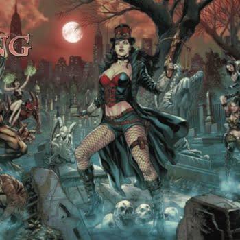 Van Helsing #50 Leads Zenescope's November 2020 Solicitations