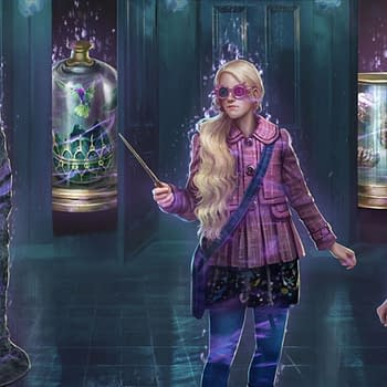Harry Potter: Wizards Unite Will See A Department Of Mysteries Event