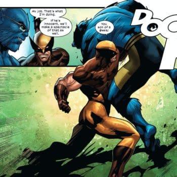X-ual Healing: X-Force #12