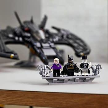 LEGO Unveils 1989 Batwing Set on Batman Day 2020