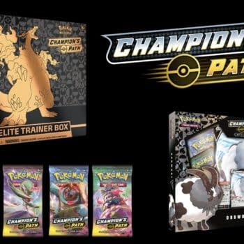 The Pokémon TCG Champion's Path Expansion Has Been Released