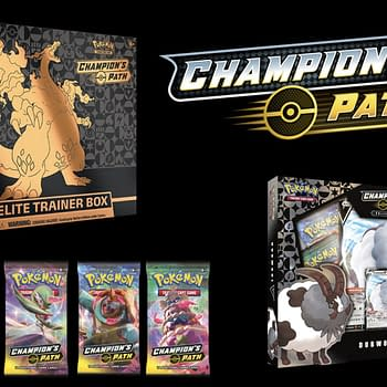 The Pokémon TCG Champions Path Expansion Has Been Released