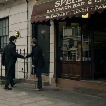 Speedy's Cafe, As Seen in BBC's Sherlock, Is For Sale