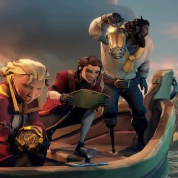 Sea Of Thieves Launches The Free Vaults Of The Ancients Update