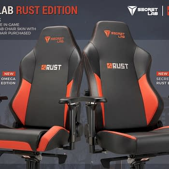 Secretlab &#038 Facepunch Studios Partner Up On Rust Edition Gaming Chair