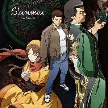 Shenmue: Crunchyroll Adult Swim Original Anime Based on SEGA Game