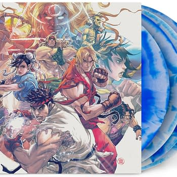 Street Fighter 3s Soundtrack Is Coming To Vinyl From Laced Records