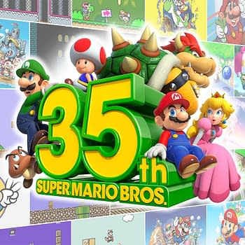 Nintendo Drops New Direct Video For Super Mario Bros. 35th Anniversary