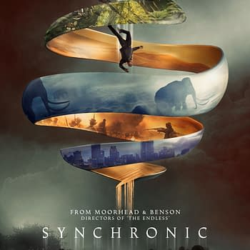 Anthony Mackie Stars In First Trailer For Synchronic Out October 23rd