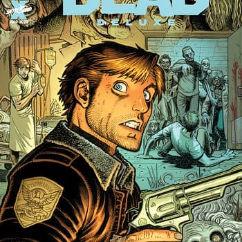 The Walking Dead Deluxe #1 Gets Covers From Art Adams Julian Tedesco