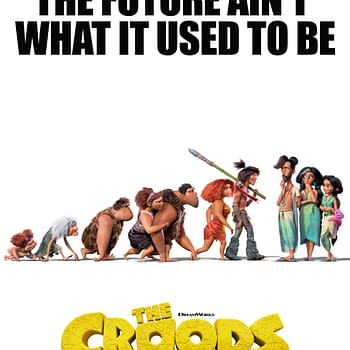 The Croods: A New Age Trailer Debuts, In Theaters Thanksgiving