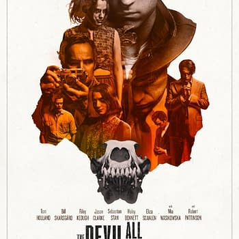 Another Poster For Netflix Drama The Devil All The Time Drops