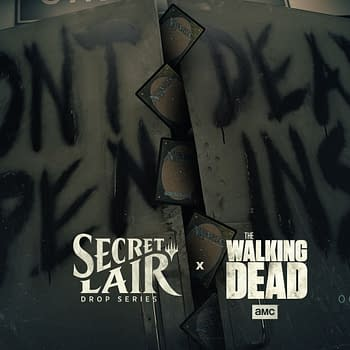 The Walking Dead Invades Magic: The Gatherings Secret Lair
