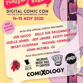 Thought Bubble Festival Announces Details Of November's Digital Show