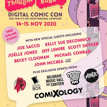 Thought Bubble Festival Announces Details Of Novembers Digital Show