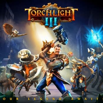 Torchlight III Will Officially Launch On PC & Console On October 13th
