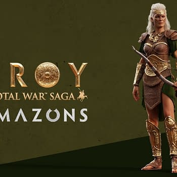 A Total War Saga: Troy Gets Receives The Amazons DLC
