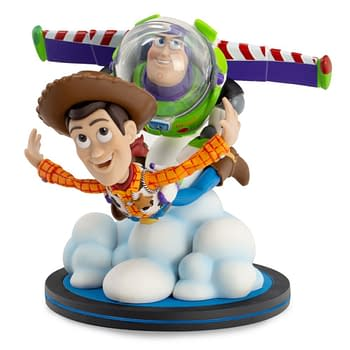 Toy Story Gets a 25th Anniversary Q-Fig Max Figure from QMx