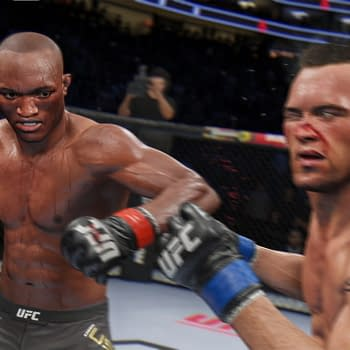 Electronic Arts Responds To Backlash Over UFC 4 In-Game Ads