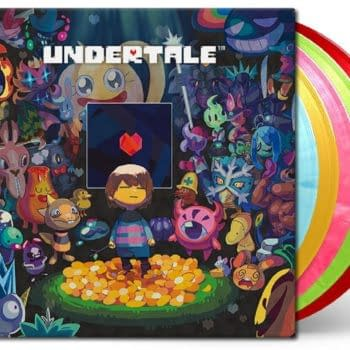Undertale Is Getting An Official Vinyl Soundtrack Set