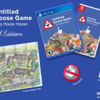 Untitled Goose Game Lovely Edition & Physical Copies Released Today