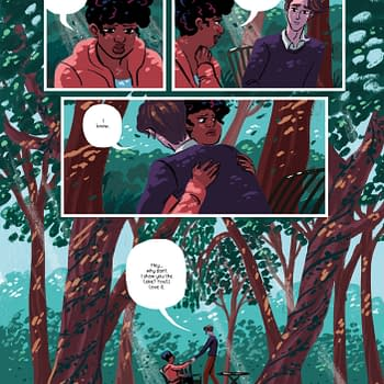 Mathew Rodriguez and Charlot Kristensens New YA Queer Graphic Novel