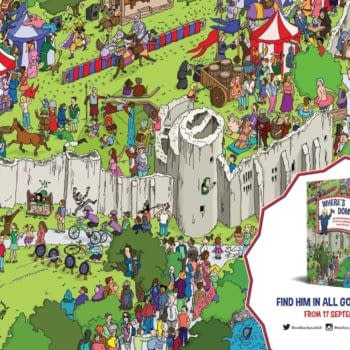 Where's Dom? - Dominic Cummings Parody of Where's Wally, Published