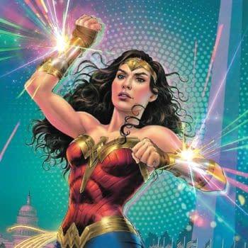 Set 5 Wonder Woman Poster