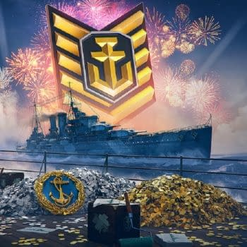 GIveaway: Special World Of Warships Fifth Anniversary Bonus Codes