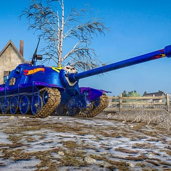 World Of Tanks Console Edition Launches Hot Wheels Collaboration