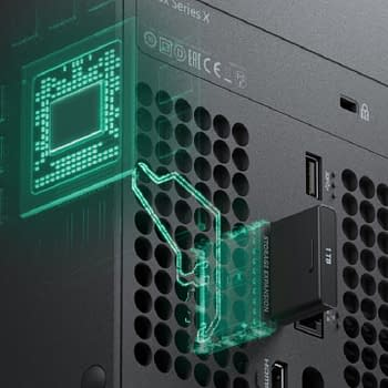 Xbox &#038 Seagate Reveal Details On Xbox Series X Storage Expansion Card