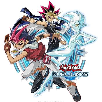 ZEXAL World Is Coming To Yu-Gi-Oh Duel Links Next Week