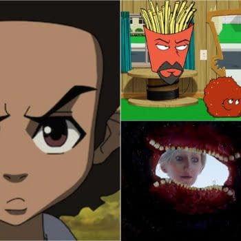 """Adult Swim has """"retired"""" some eps of their shows on HBO Max (Images: Adult Swim)"""