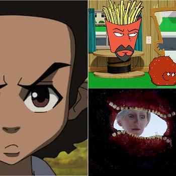 Adult Swim Retires Aqua Teen Boondocks Eps for Cultural Sensitivities