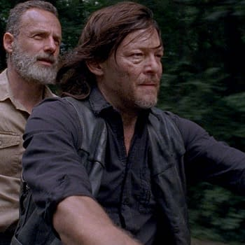 The Walking Dead Director Talks Andrew Lincoln JD Morgan &#038 More