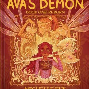 Skybound/Image Comics to Publish Michelle Czajkowski Fus' Ava's Demon