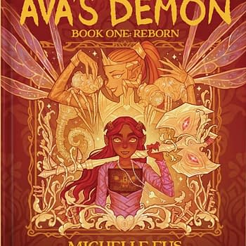 Skybound/Image Comics to Publish Michelle Czajkowski Fus Avas Demon