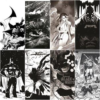 Confirmed: Batman Black &#038 White Returns in December