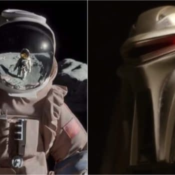 A look at For All Mankind and Battlestar Galactica (Images: AppleTV+/WarnerMedia)
