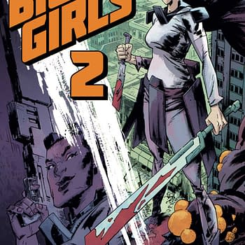 Big Girls #2 Review: A Superlative Sci-Fi Accomplishment