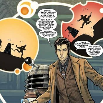 Time Lord Victorious in The Daily LITG 3rd September 2020
