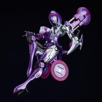 Good Smile Company Unveiled New Transforming Figure with Cyclion