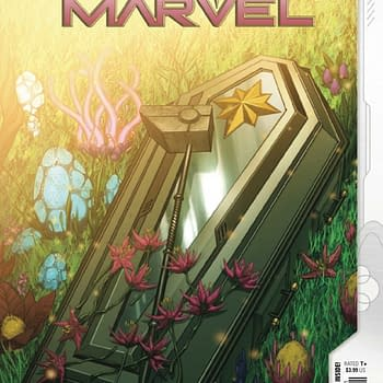 Captain Marvel #21 Review: Moments of Emotional Honesty