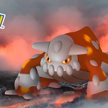 The Final Heatran Raid Hour Is Tonight In Pokémon GO